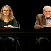 BWW TV: Watch Highlights from Broadway's LOVE LETTERS with Mia Farrow and Brian Dennehy! Video