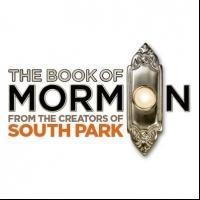 THE BOOK OF MORMON Breaks House Record in Philadelphia for Week of Sept 14