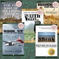 Warriors Publishing and Open Road Media Offer CyberMonday Deals
