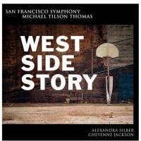 WEST SIDE STORY Recording, Featuring San Francisco Symphony, to Vie for Grammy Award
