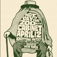 Cabinet and Hot Day at the Zoo Plays The Knitting Factory Tonight