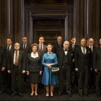 Photo Flash: First Look at Helen Mirren and More in THE AUDIENCE on Broadway