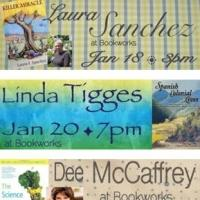 This Week at Bookworks Features Laura Sanchez, Linda Tigges and More