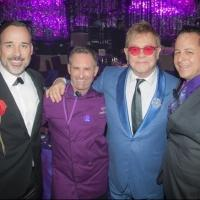 Photo Flash: Chef Wayne Elias Dishes It Up for the Stars at Elton John AIDS Foundation's 2015 OSCARS Party
