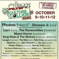 Dinsaur Jr. Among Culture Collide's 2013 Line-Up