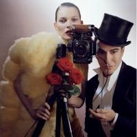 John Galliano is Vogue UK's Guest Editor