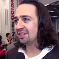 BWW TV: The Big Announcement! Lin-Manuel Miranda, Oskar Eustis and More Celebrate HAMILTON's Broadway Transfer
