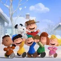 Photo Flash: First Look - Charlie Brown, Snoopy & The Gang Head to THE PEANUTS MOVIE!