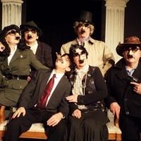 Photo Flash: First Look at Actors' NET of Bucks County's GROUCHO: A LIFE IN REVUE