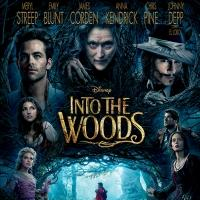 Nuevo p�ster de la versi�n cinematogr�fica de 'INTO THE WOODS'