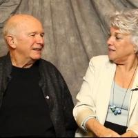 BWW TV Exclusive: Meet the 2014 Tony Nominees- Terrence McNally and Tyne Daly on Why They Were Nervous on Tonys Morning!