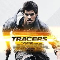 VIDEO: Watch Taylor Lautner Make Narrow Escape in TRACERS