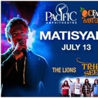 Matisyahu & More Set for 2014 Toyota Summer Concert Series at Pacific Amphitheatre