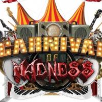 Carnival of Madness, Ft. Shinedown, Kicks Off Tour Tonight in Cleveland