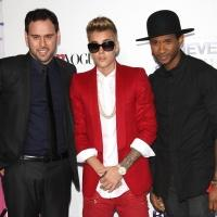 Photo Flash: Jaden Smith, Usher & More attend JUSTIN BIEBER'S BELIEVE L.A. Premiere