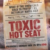 New HBO Documentary TOXIC HOT SEAT to Debut 11/25