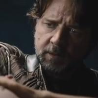 VIDEO: First Look - Russell Crowe in New MAN OF STEEL TV Spot