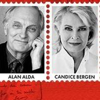 Alan Alda and Candice Bergen Begin Performances in LOVE LETTERS Today