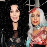 Cher Tweets Appreciation For Lady Gaga & Tony Bennett's CHEEK TO CHEEK