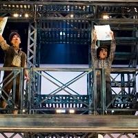 In Rehearsal With NEWSIES National Tour