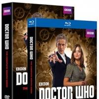 DOCTOR WHO: The Complete Eighth Series Lands on Blu-ray and DVD Today