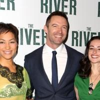 Photo Coverage: Hugh Jackman, Laura Donnelly and Cush Jumbo Celebrate Opening Night of THE RIVER!
