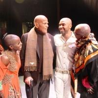 Photo Flash: First Look at ODETTA Premiere - Star-Studded Event With Harry Belafonte, Laverne Cox, Suzanne Vega and More!
