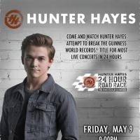 Hunter Hayes Coming to Stamford's Palace Theatre, 5/9