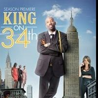 J. Alexander Martin to Star in New Fashion Reality Series KING ON 34th