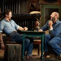 OF MICE AND MEN with James Franco & Chris O'Dowd Screens at Town Hall Theatre Tonight