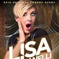 EPIX to Present LISA LAMPANELLI: BACK TO THE DRAWING BOARD, 6/26