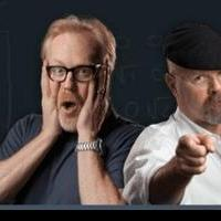 MYTHBUSTERS Jamie & Adam UNLEASHED! Set for The Orpheum, 11/14