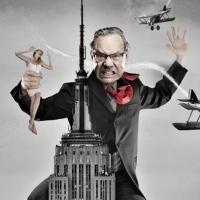 Comedian Lewis Black Comes to the Wharton Center Next Month