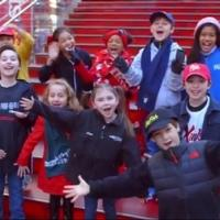 STAGE TUBE: The Kids of Broadway Support BC/EFA