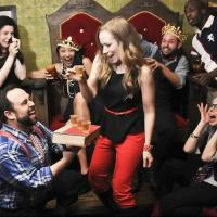 Celebrate the Bard's 450th Birthday at DRUNK SHAKESPEARE With Deals thru 4/26