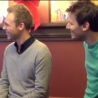 BWW TV Exclusive: BACKSTAGE WITH RICHARD RIDGE- A CHRISTMAS STORY Writers Benj Pasek & Justin Paul, Part 1