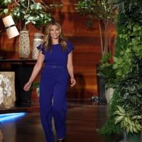 Photo: FIRST LOOK - Idina Menzel Stops by Today's ELLEN