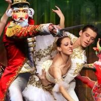 Moscow Ballet's GREAT RUSSIAN NUTCRACKER to Return to Detroit's Fox Theatre, 12/20