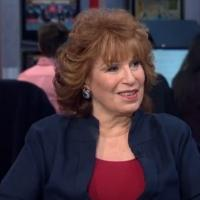 STAGE TUBE: Joy Behar Discusses One-Woman Show, ME, MY MOUTH & I on Morning Joe