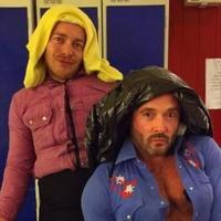 Photo Flash: Saturday Intermission Pics - 3/21 - THE KING AND I Ladies Snap First #SIP and More!