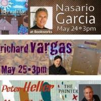 This Week at Bookworks Includes Nasario Garcia, Darynda Jones & Jeffe Kennedy and More