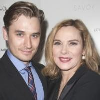 Photo Flash: Kim Cattrall & Seth Numrich Celebrate Opening Night of SWEET BIRD OF YOUTH