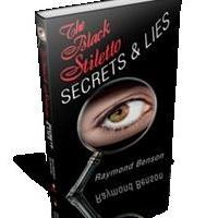 Author Raymond Benson Wins  2015 Lovey Award for Best Suspense Novel of 2014 for THE BLACK STILETTO: SECRETS & LIES