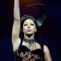 Photo Flash: First Look at Alexandra Burke in West End's THE BODYGUARD