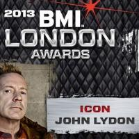 John Lydon Honored as BMI Icon at 2013 BMI London Awards