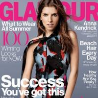 PHOTO: First Look - PITCH PERFECT Star Anna Kendrick Graces Glamour's June Issue