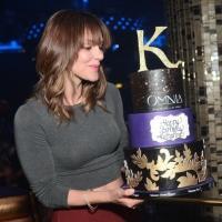 Photo Flash: Singer and Actress Katharine McPhee Celebrates Birthday at OMNIA Nightclub Las Vegas