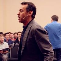 BWW TV Exclusive: In Rehearsal for I AM HARVEY MILK with Andrew Lippa!