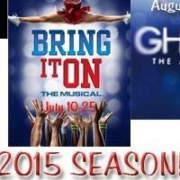 BWW Previews: MARY POPPINS, BRING IT ON, TARZAN Highlight 2015 ACCC Season