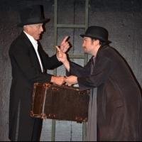 Photo Flash: First Look at Oyster Mill Playhouse's 'THE ROAR OF THE GREASEPAINT'